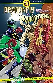 Dragonfly & Dragonflyman No.1