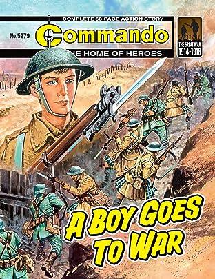 Commando #5279: A Boy Goes To War