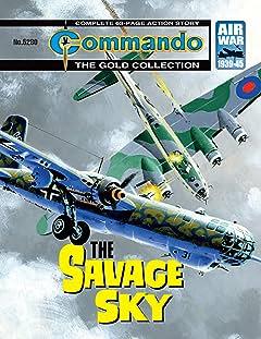 Commando #5280: The Savage Sky