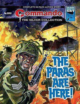 Commando #5282: The Paras Are Here!
