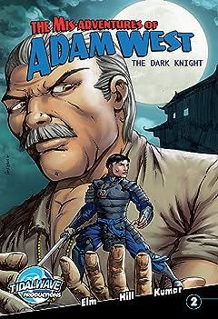 Mis-Adventures of Adam West: Dark Night #2