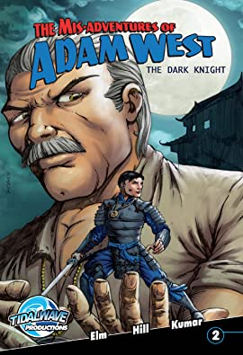 Mis-Adventures of Adam West: Dark Night #2