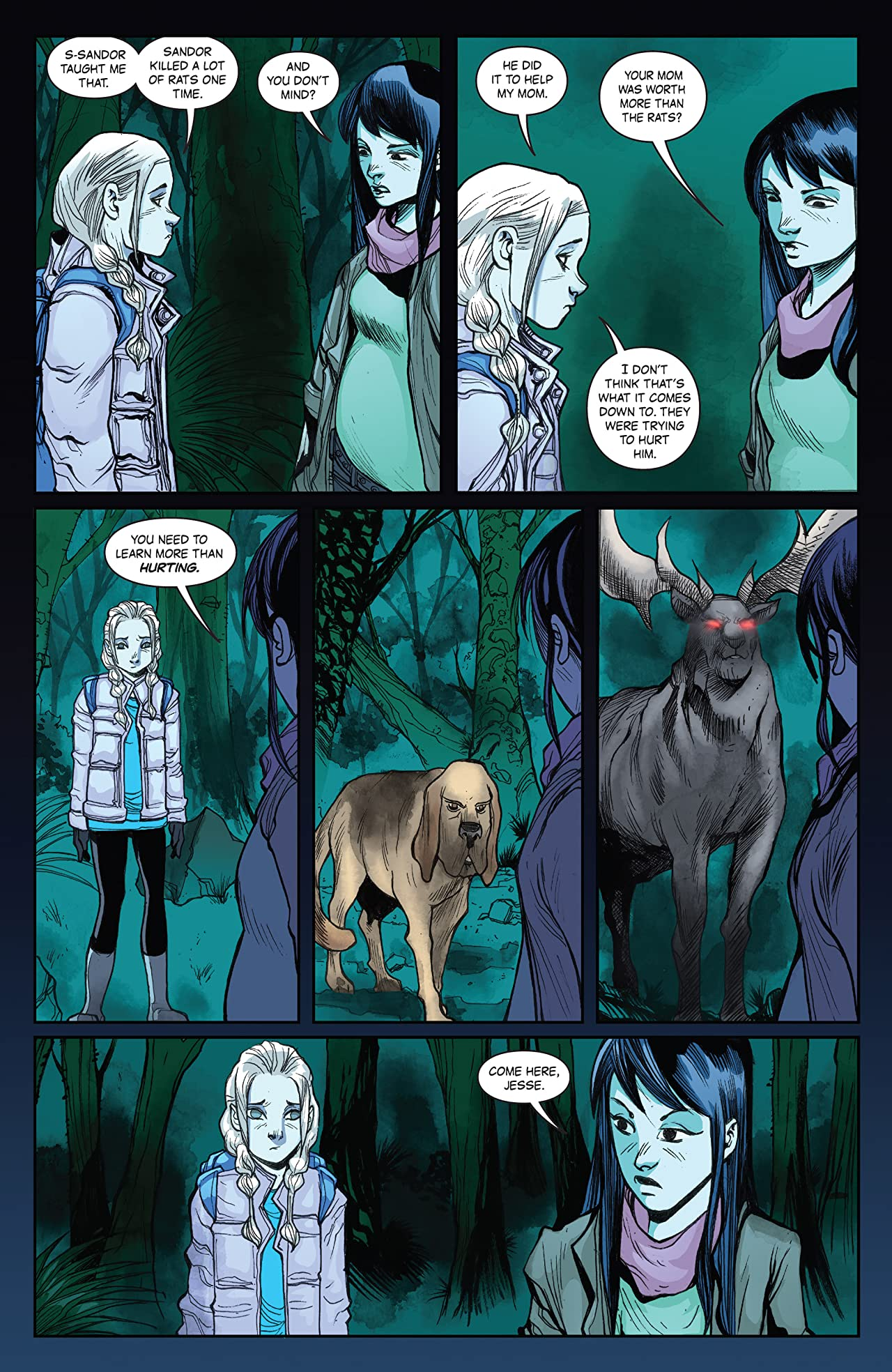 Animosity #25