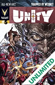 UNITY (2013- ) #5: Digital Exclusives Edition