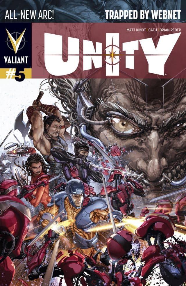UNITY (2013- ) #5: Digital Exclusives Edition