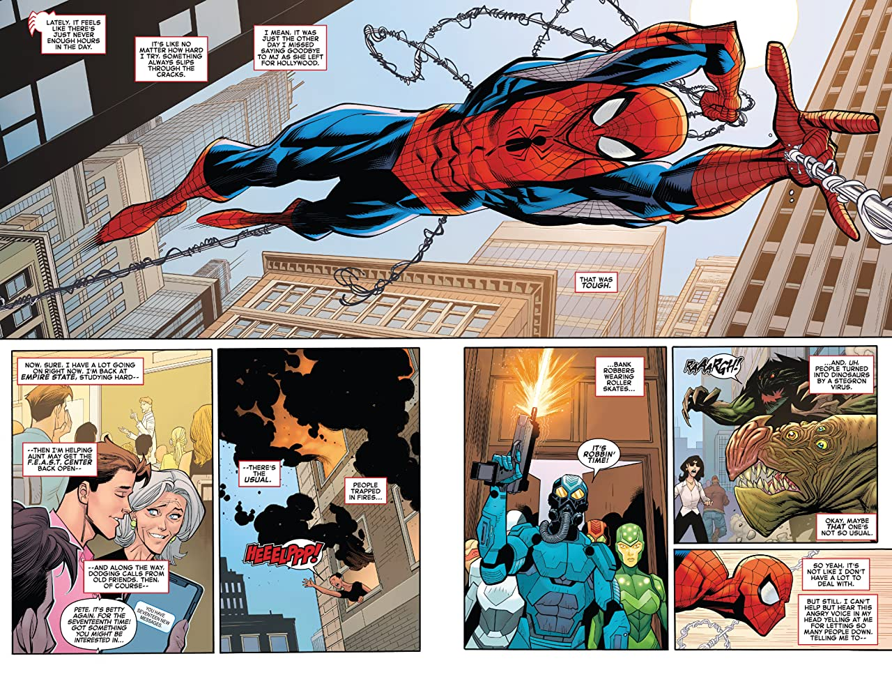 Amazing Spider-Man (2018-) #37