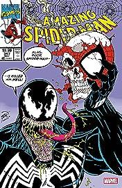 Amazing Spider-Man (1963-1998) #347: Facsimile Edition