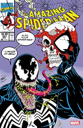 Amazing Spider-Man (1963-1998) No.347: Facsimile Edition