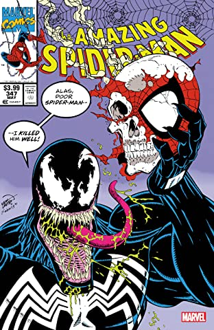 Amazing Spider-Man (1963-1998) No.347: Facsimile Edition