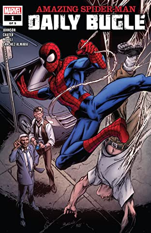 Amazing Spider-Man: The Daily Bugle (2020) No.1 (sur 5)