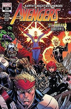 Avengers (2018-) No.29