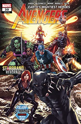 Avengers (2018-) No.30