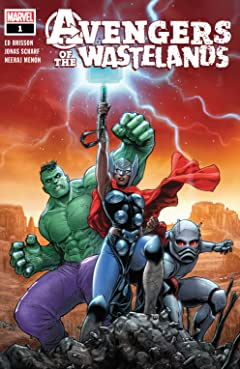 Avengers Of The Wastelands (2020) No.1 (sur 5)