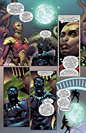 Black Panther And The Agents Of Wakanda (2019-) #5