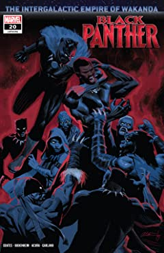 Black Panther (2018-) No.20