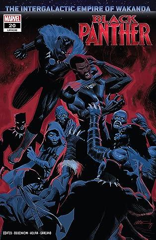Black Panther (2018-) #20