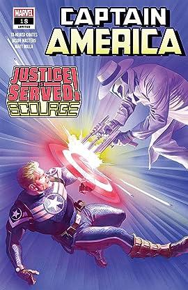 Captain America (2018-) #18