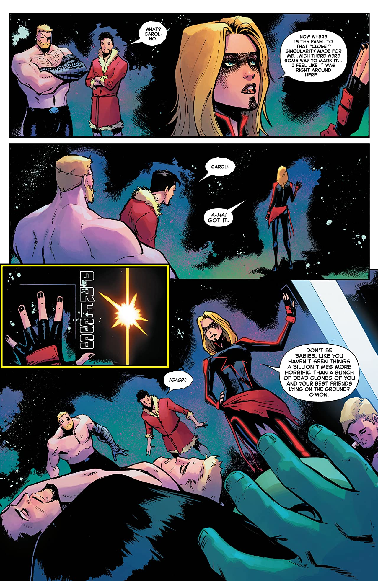 Captain Marvel (2019-) #14