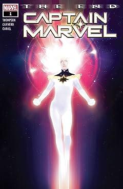 Captain Marvel: The End (2020) #1