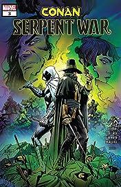 Conan: Serpent War (2019-) #3 (of 4)