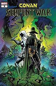 Conan: Serpent War (2019-2020) #3 (of 4)