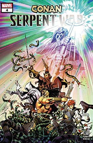 Conan: Serpent War (2019-2020) No.4 (sur 4)