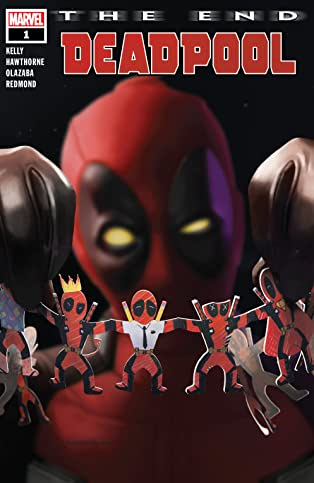 Deadpool: The End (2020) #1