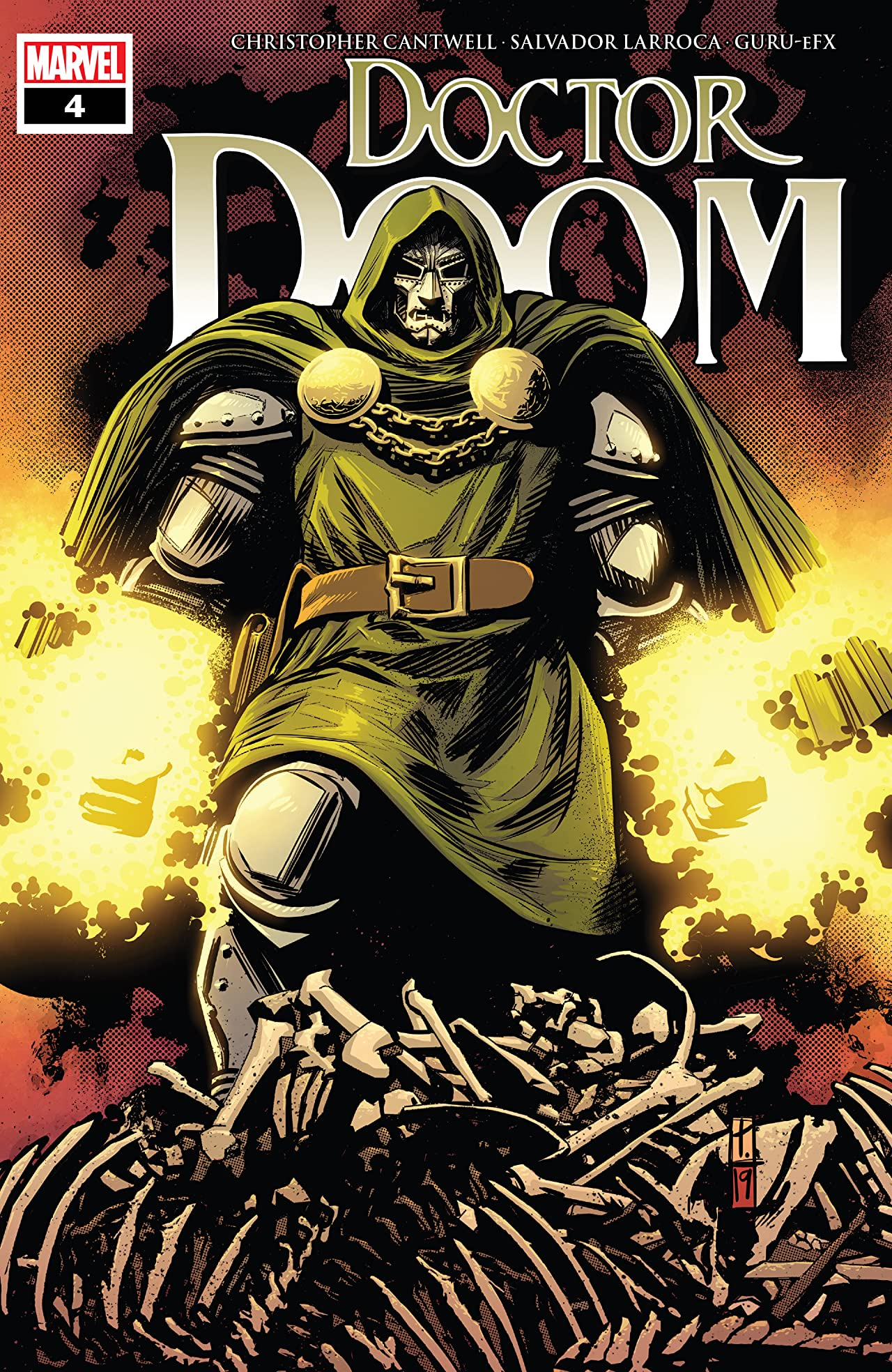 Doctor Doom (2019-) No.4