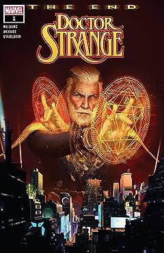 Doctor Strange: The End (2020) #1