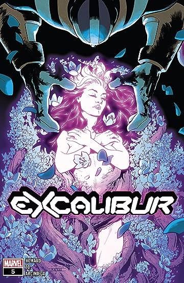 Excalibur (2019-) No.5