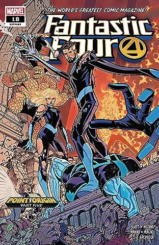 Fantastic Four (2018-) #18
