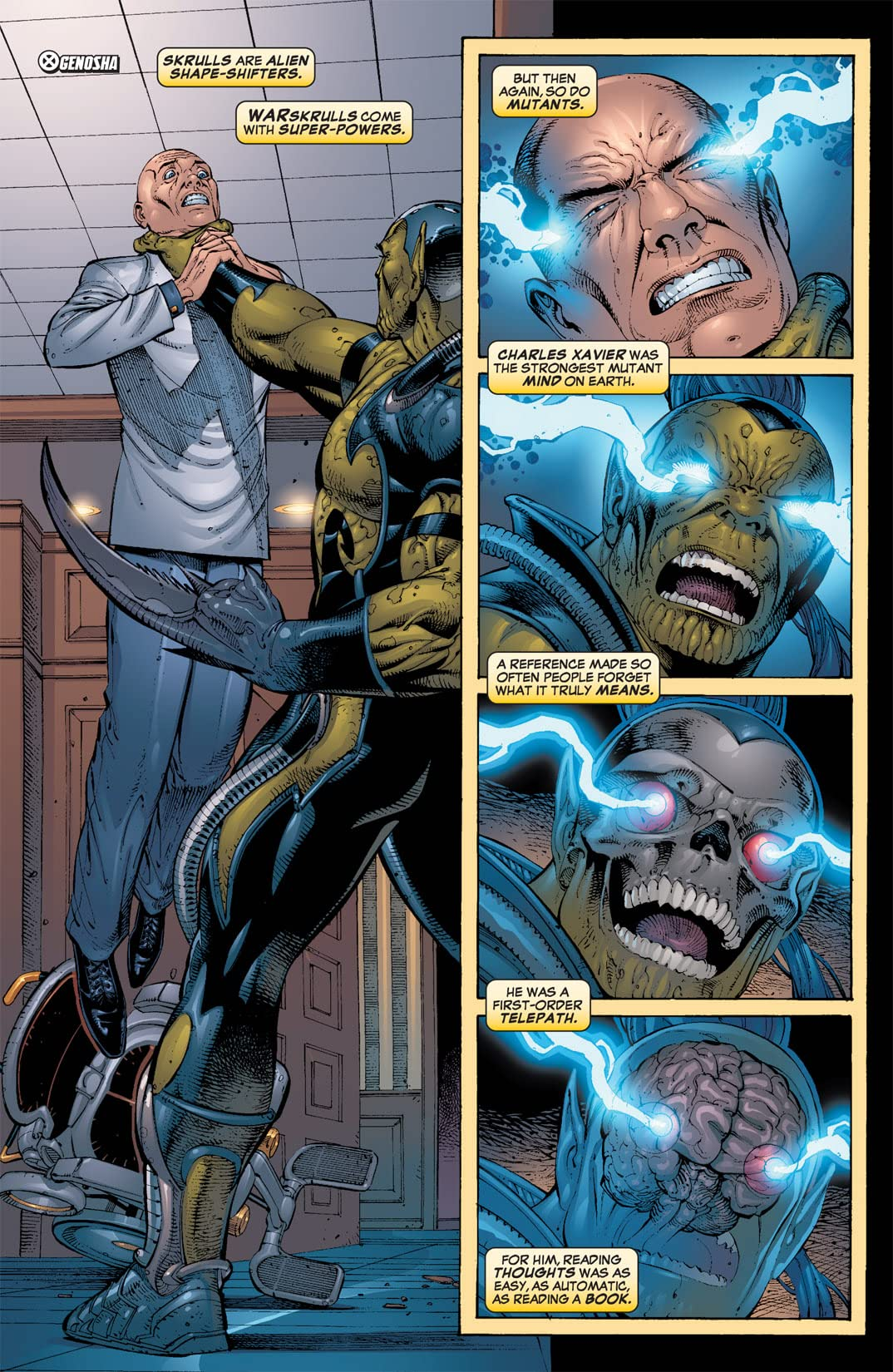 X-Men: The End #2: Heroes and Martyrs
