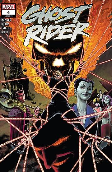 Ghost Rider (2019-) No.4