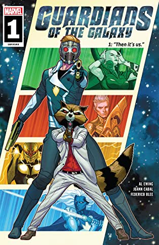 Guardians Of The Galaxy (2020-) #1