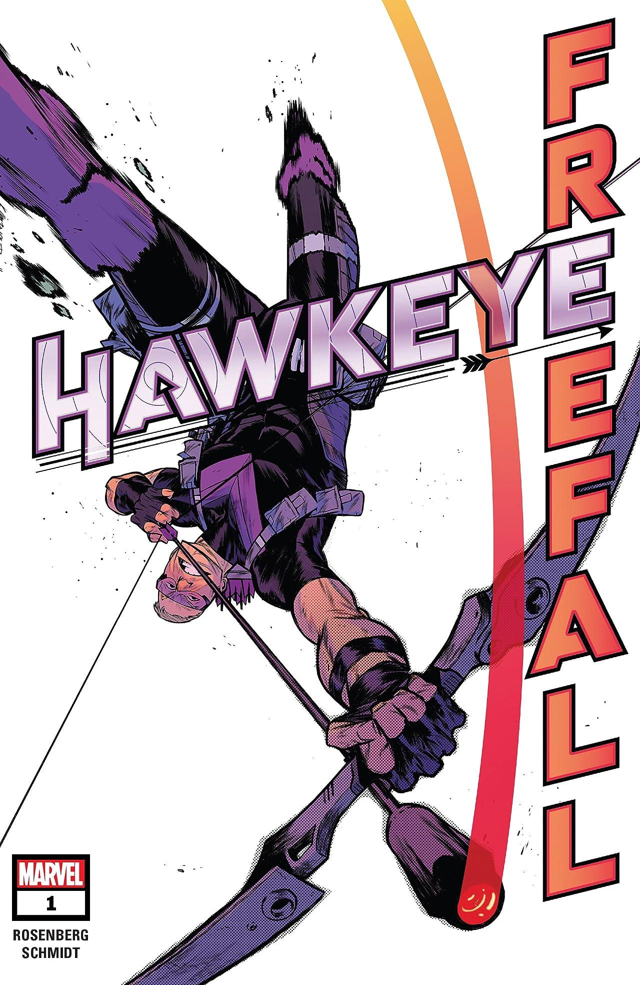 Hawkeye: Freefall (2020-) No.1