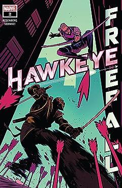 Hawkeye: Freefall (2020-) #2
