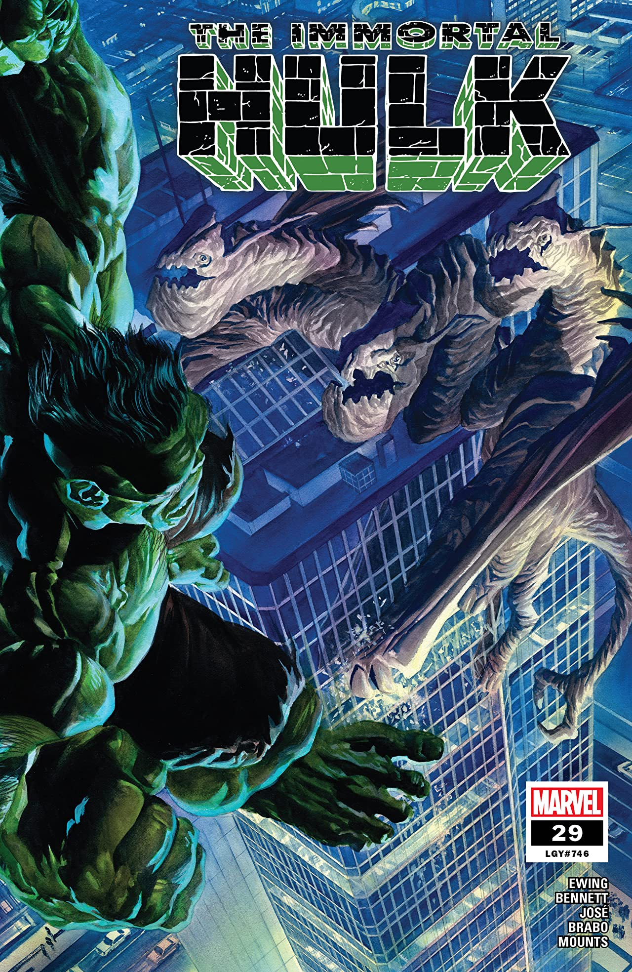 Immortal Hulk (2018-) #29