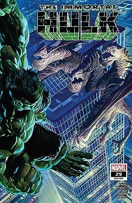 Immortal Hulk (2018-) #29