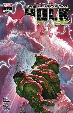 Immortal Hulk (2018-) #30