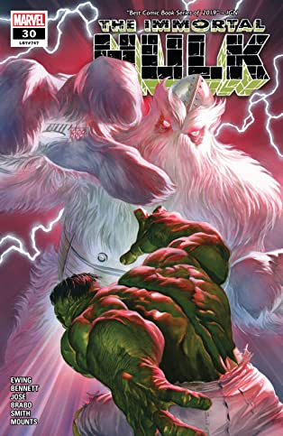 Immortal Hulk (2018-) #30