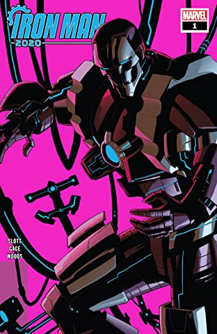 Iron Man 2020 (2020) No.1 (sur 6)