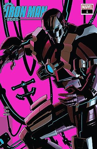 Iron Man 2020 (2020) #1 (of 6)