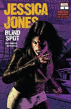 Jessica Jones: Blind Spot (2020) #1 (of 6)
