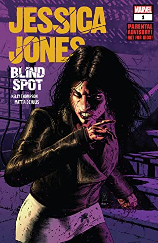 Jessica Jones: Blind Spot (2020) No.1 (sur 6)