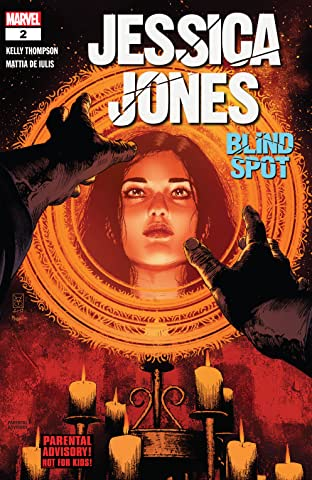Jessica Jones: Blind Spot (2020) #2 (of 6)