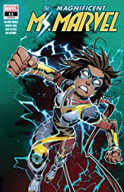 Magnificent Ms. Marvel (2019-) No.11