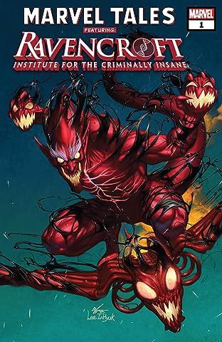 Marvel Tales: Ravencroft (2020) No.1
