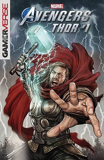 Marvel's Avengers: Thor (2020) #1