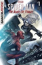 Marvel's Spider-Man: The Black Cat Strikes (2020) No.1 (sur 5)