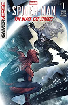 Marvel's Spider-Man: The Black Cat Strikes (2020) #1 (of 5)